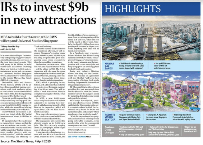 Most prestigious address in Singapore, Sentosa Cove, Trusted Advisor