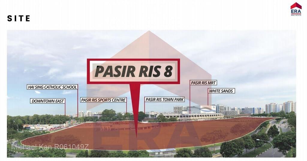 , Pasir Ris 8, Trusted Advisor
