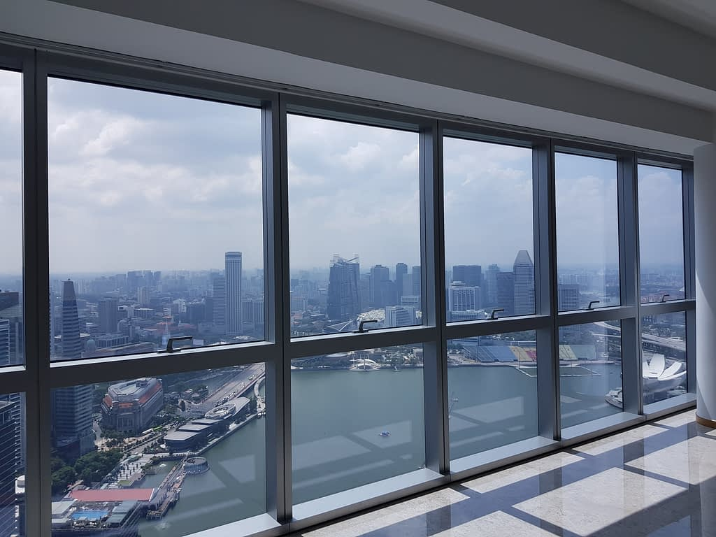 Magnificent View on Marina Bay, Marina Bay Residences Duplex Penthouse, Trusted Advisor