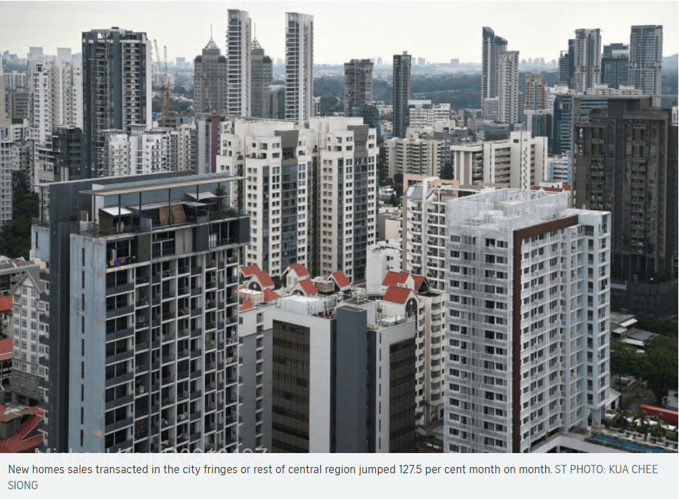 Singapore property recovering due to strong fundamentals, News Update, ST 15 July 2020: Singapore new home sales rebound, hit 7-year high for month of June: URA data, Trusted Advisor